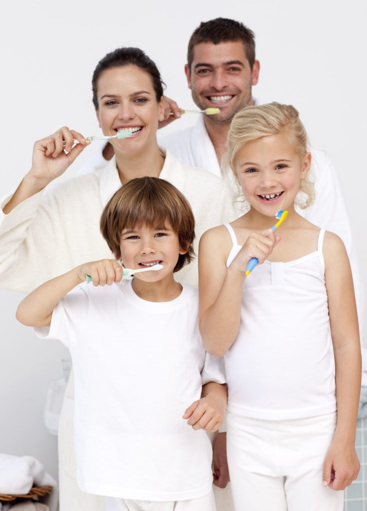 family dental care in SW Portland